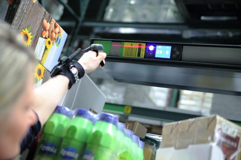 handscanners magazijn