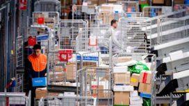 Sint bezorgt PostNL record aan pakketten