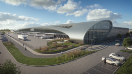 Rhenus geeft startsein voor bouw futuristisch distributiecentrum