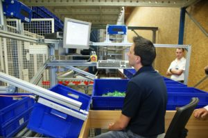 Mannen werken liefst in logistieke sector; vrouwen niet