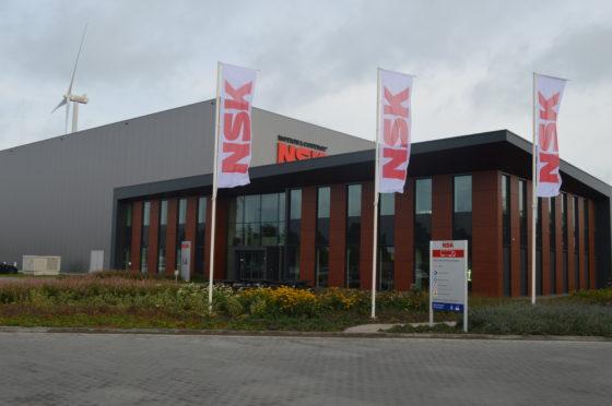 NSK heeft met nieuw distributiecentrum 'platform voor de toekomst'