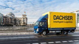 Dachser distribueert elektrisch in Berlijn en Stuttgart
