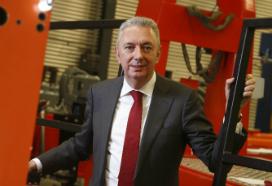 'Het aandeel heftrucks in magazijnen neemt af'