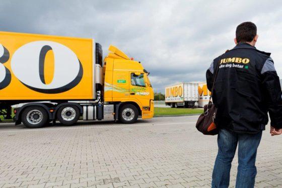 Akkoord nieuwe arbeidsvoorwaarden logistiek personeel Jumbo