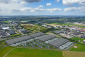 Rapid Logistics eerste huurder op Green Mountains Logistics Park