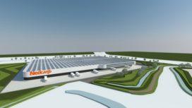 Nieuw plan voor mega-dc bij containerterminal Alpherium