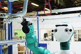 Ocado-robot assisteert bij onderhoud magazijnsystemen (Video)