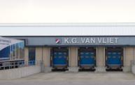 Logistiek dienstverlener K.G. van Vliet in andere handen