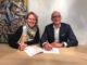 Jasper van duuren ondertekent contract 80x60