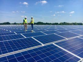 Logistiek vastgoed: zonnestroom brengt duurzame revolutie