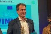 Vrachtplatform wint Europese startup-prijs mobiliteit