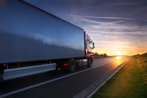Wegtransport profiteert meeste van economische groei
