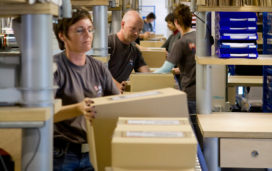 e-Fulfilment Hub en Fontys lanceren e-fulfilment model