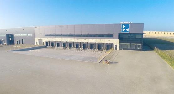 Broekman Logistics opent nieuw dc op Maasvlakte (video)