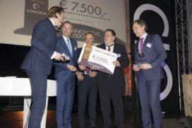 Blockchain levert Koopman Logistics innovatie-award op