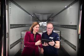 Papierloos transport in Benelux is een feit