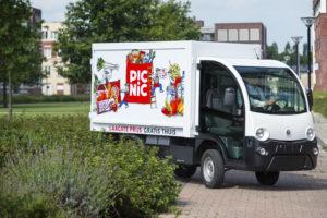 Picnic start pilot voor levering aan zakelijke markt