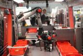 TGW lanceert zijn piece picking robot