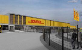 DHL bouwt in Zaltbommel mega-sorteercentum