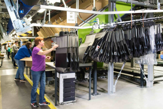 Pocketsorter in de lift met dank aan e-fulfilment