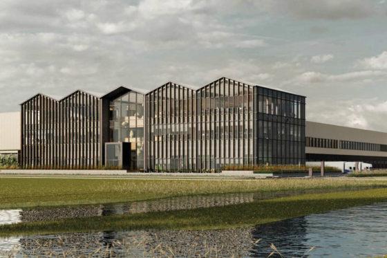 Buurman Vanderlande bouwt op Veghels Foodpark