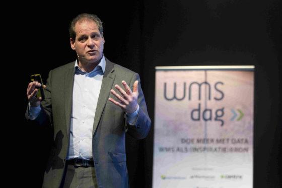 WMS-dag: 'Steeds meer leren vertrouwen op data'