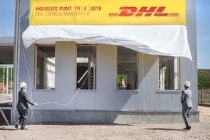 DHL investeert ruim 7 miljoen in nieuwe expresvestiging Limburg