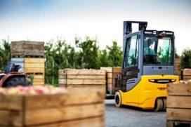 Jungheinrich sluit deal met landbouw grootmacht