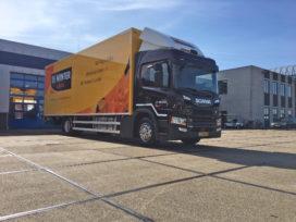 De Winter Logistics verduurzaamt wagenpark