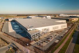 Nieuw distributiecentrum Hollister Services is operationeel