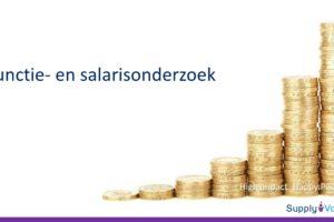 Hoeveel verdienen Supply Chain Professionals?