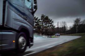 Volvo laat trucks en auto's connecten
