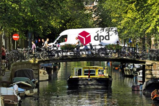 TNO en DPD werken aan slimme pakketbezorging