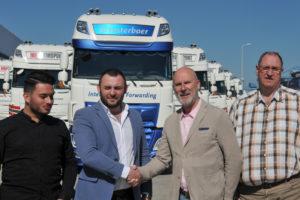 Kloosterboer en MBH Transport breiden samenwerking uit