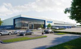 Mainfreight start bouw XL-distributiecentrum