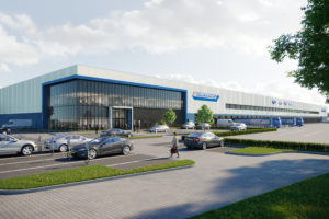 Mainfreight start bouw XL-distributiecentrum