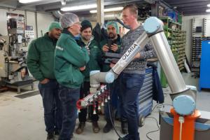 The Greenery zet ergonomie voorop bij robotisering dc Barendrecht (video)