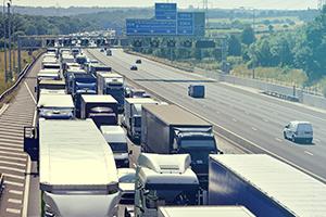 VID: dagelijks verkeersinfarct ringweg Waalwijk