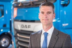 Nieuwe directeur voor DAF Nederland
