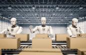 Robotcollega bij één op de drie welkom