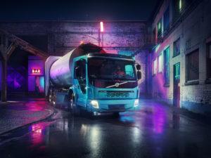 Volvo Trucks komt met zwaarder model elektrische truck