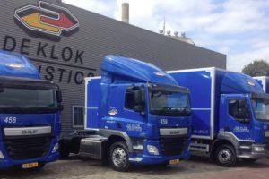 De Klok Logistics kiest voor WMS in de Cloud