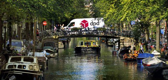 DPD dringt CO2-uitstoot met 11,2 procent terug