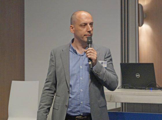 Tom Van Woensel ITT-event 2018