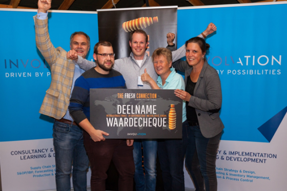 Avebe wint finale The Fresh Connection-competitie