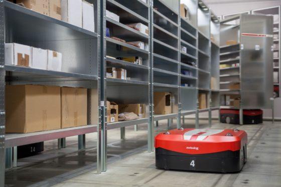 Nestlé en XPO Logistics bouwen meest geavanceerde dc ter