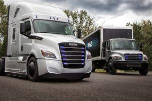 Daimler imponeert met introductie van twee e-trucks