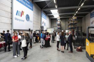 Manpower opent tweede Logistics Academy