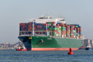 Containeroverslag stuwende kracht achter groei zeehavens