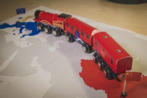 China per trein? aan keuze geen gebrek meer